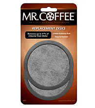 Mr. Coffee® Water Filtration Replacement Disks