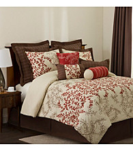 Hester 8-pc. Comforter Set by Lush Decor