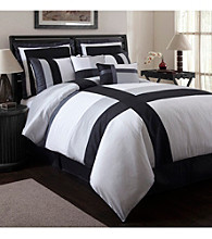 Iman 8-pc. Comforter Set by Lush Decor