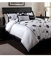 Milione Fiori 7-pc. Comforter Set by Lush Decor