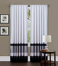Lush Decor Iman Window Curtain