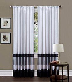 Lush Decor Iman Window Curtain