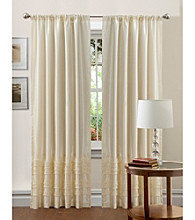 Lush Decor Paloma Ivory Window Curtain