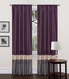 Lush Decor Mia Window Curtain Set