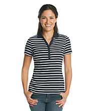 Studio Works® Striped Polo