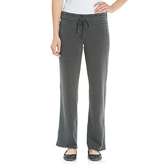 Calvin Klein Performance Distressed Fleece Drawstring Pant