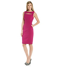 Anne Klein® Fitted Sheath Dress
