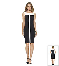 Lauren Ralph Lauren Colorblock Sheath