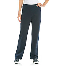 Jones New York Signature Petites' Basic Yoga Pant