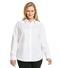 Jones New York Signature® Plus Size Shirt