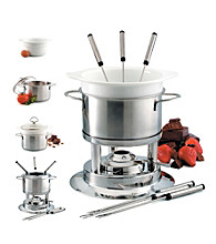 Chantal Stainless Steel Fondue Set