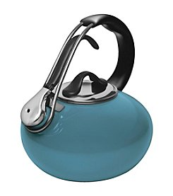 Chantal® Enamel-on-Steel Loop Teakettle