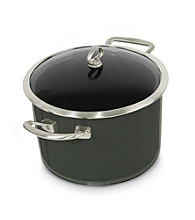 Chantal® 4qt. Onyx Enamel Dutch Oven or Risotto Pan with Lid