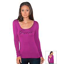 Guess Enchanted Scoop Sweater