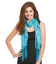 True Love® Sequin Fashion Scarf