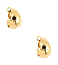 Anne Klein® Goldtone Hoop Earrings