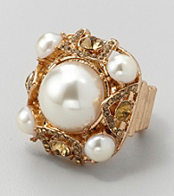 Erica Lyons® Pearl Stretch Ring