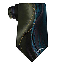 Jerry Garcia Men's Hieroglyphics Tie