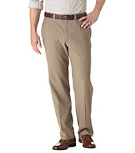 Haggar® Men's Big & Tall Flat Front Repreve Pant