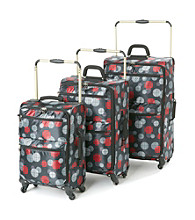 IT Luggage IT04 Cross Hatch Luggage Collection