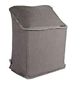 Travelon® Cabin Comfort Grey Inflatable Pillow