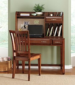 Liberty Furniture Hampton Bay Cherry Desk Collection