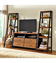 APA Waco Walnut Entertainment Console