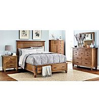 Legacy Classic Brownstone Village Bedroom Collection
