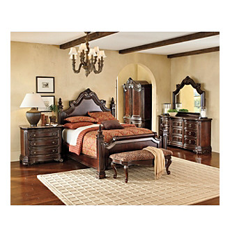 A R T Furniture Grand European Bedroom Collection Dining Room Furniture Sets