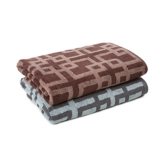 For Your Home by Vicki Payne Chippendale Bath Towel Collection