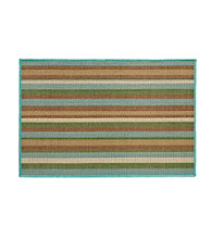 Extra Weave USA Umbrella Stripe Rug