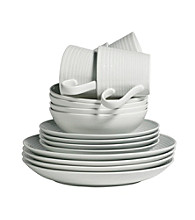 Gordon Ramsay Maze Grey by Royal Doulton® 16-pc. Dinnerware Set