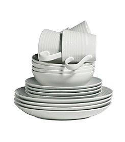 Gordon Ramsay Maze Grey by Royal Doulton® 16-pc. Dinnerware Set