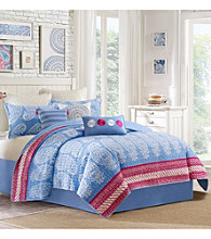 Woodblock Paisley Bedding Collection by Echo