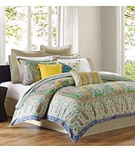 Scarf Paisley Bedding Collection by Echo