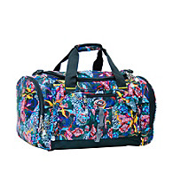 CalPak Hollywood Black Tempation Multi-Pocket Duffel Bag
