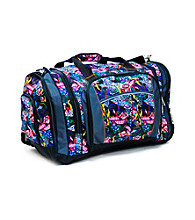 Calpak Silverlake Black Temptation Multi-Pocket Duffel Bag