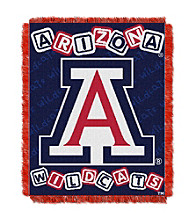 University of Arizona Baby College Throw
