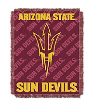 Arizona State Baby College Throw