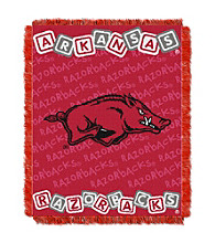 Universityof Arkansas Baby College Throw