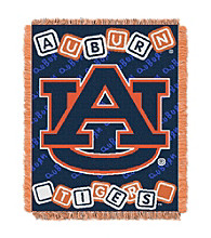 Auburn University Baby College Throw