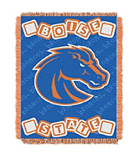 Boise State Baby College Throw