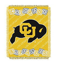 University of Colorado Baby College Throw