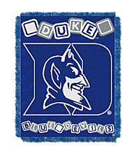 Duke University Baby College Throw