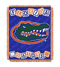 Unviersity of Florida Baby College Throw
