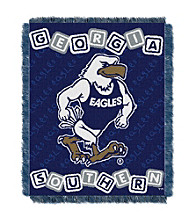 Georgia Southern University Baby College Throw
