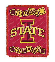 Iowa State University Baby College Throw