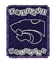 Kansas State University Baby College Throw