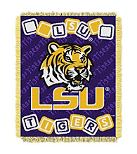 Louisiana State University Baby College Throw