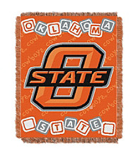 Oklahoma State University Baby College Throw